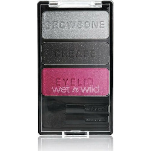 Wet n Wild Color Icon Eyeshadow Trio Spoiled Brat
