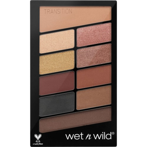 Wet n Wild Color Icon Eyeshadow 10 Pan Palette My Glamour Squad