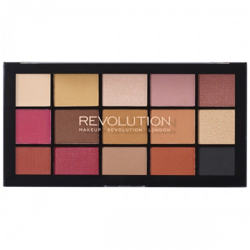 Makeup Revolution Reloaded Eyeshadow Palette - Iconic Vitality