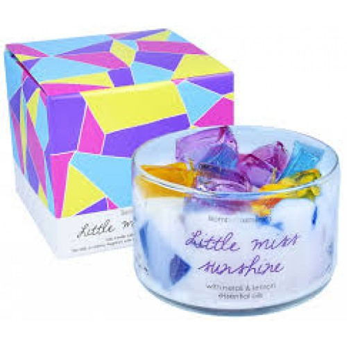 LITTLE MISS SUNSHINE JELLY CANDLE