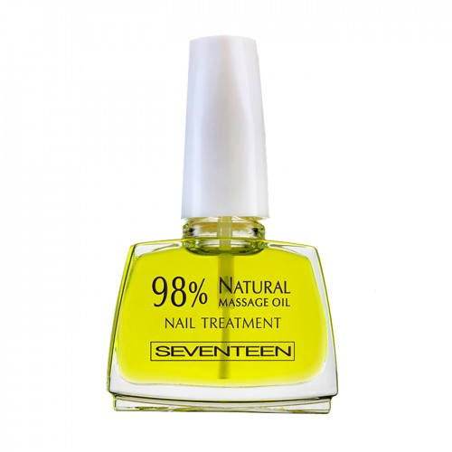 98% NATURAL MASSAGE OIL NAIL TREATMENT