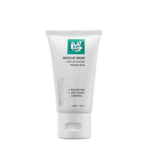 CLEAR SKIN RESCUE MASK TRAVEL SIZE