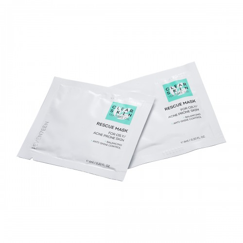 CLEAR SKIN RESCUE MASK SACHET 6ML+6ML